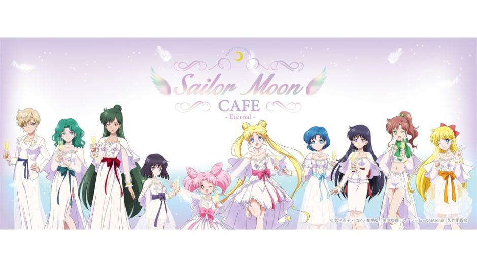 セーラームーンカフェが名古屋で開催♡グッズやメニューをご紹介!