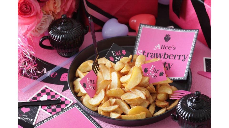 アリスのストロベリースイーツパーティー ~PINK & BLACK~