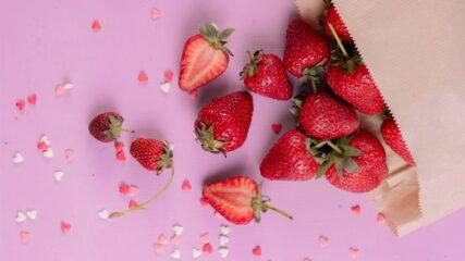 ドリプラで「いちごフェア」開催!旬の苺を楽しもう!