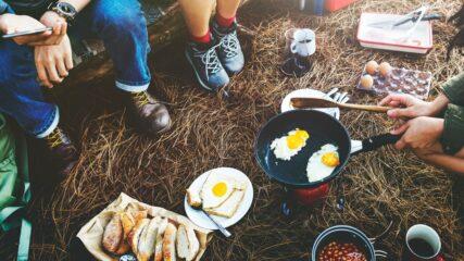 富士山の麓で行なうキャンプイベント「FARM CAMP a GO GO」
