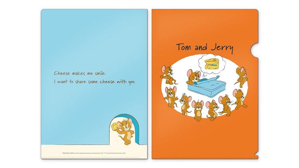 『トムとジェリー』カフェ