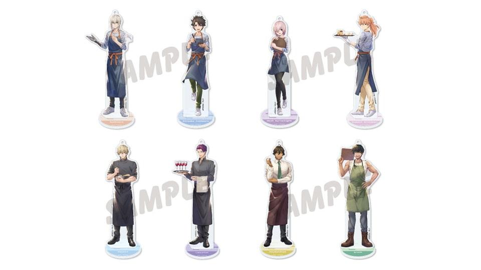 劇場版『Fate/Grand Order -神聖円卓領域キャメロット-』CAFE&DINER