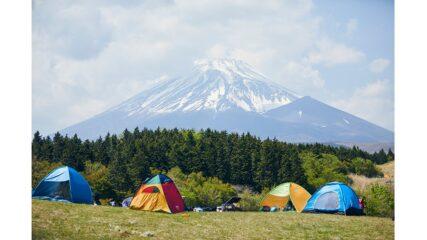 富士山の麓のキャンプフェス「FUJI & SUN'21」