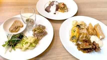 ヒルトン名古屋 春の野菜がたっぷり食べられるスプリングランチ&ディナービュッフェをお届け!