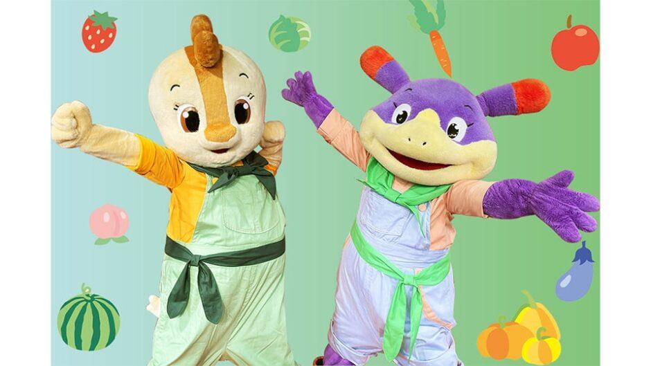 鈴鹿サーキット春のイベント「できた!」春の収穫祭