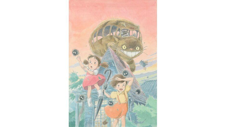 愛知県美術館で開催!ジブリの大博覧会~ジブリパーク、開園まであと1年。~