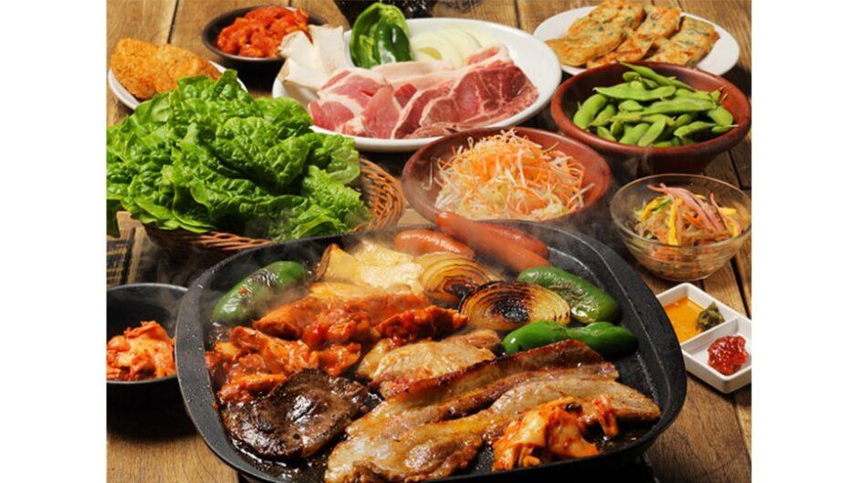 2021年も「アスナル金山ビアガーデン」で本格韓国料理とBBQを楽しもう!