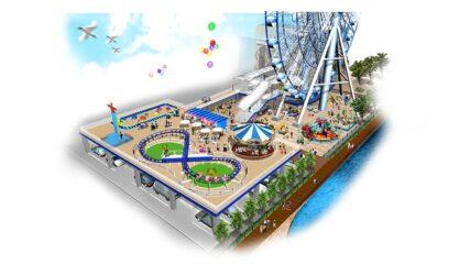 ドリプラに遊園地がオープン!「清水マリーナサーカス」