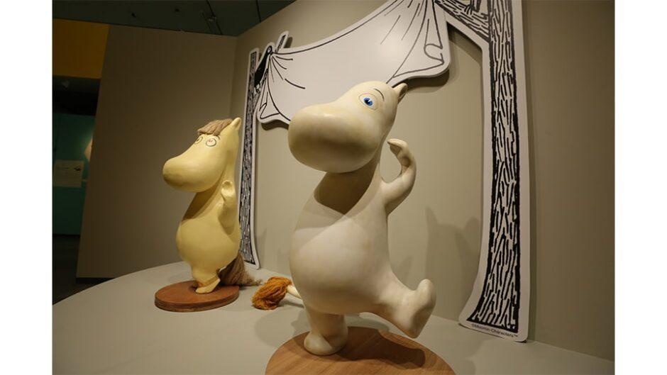 「ムーミンコミックス展」が名古屋市博物館で開催!日本初公開の展示も!