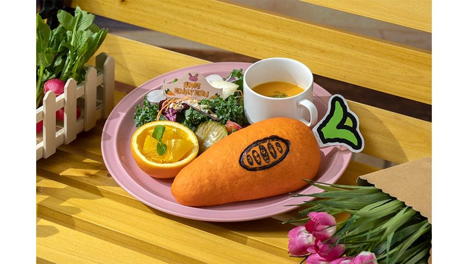「ズートピア」OH MY CAFE