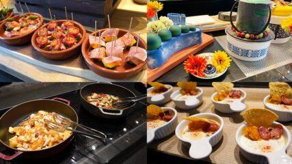 """ヒルトン名古屋「サマーランチ&ディナービュッフェ」""""美食の国""""スペインの料理を楽しもう!"""