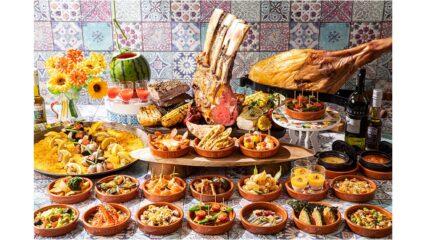 「サマーランチ&ディナービュッフェ」で本格スペイン料理を堪能!