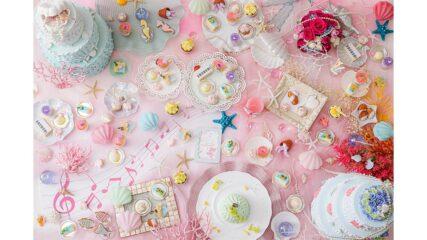 人魚姫のスイーツパーティー「プリンセスマーメイド ~MUSICALS UNDER THE SEA~」