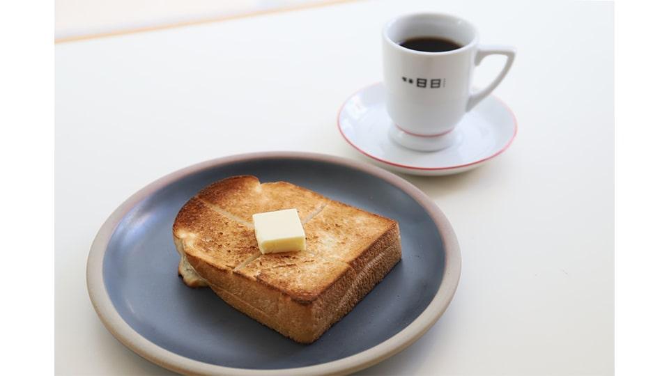 喫茶日日 -GOOD LOCAL LIFE-