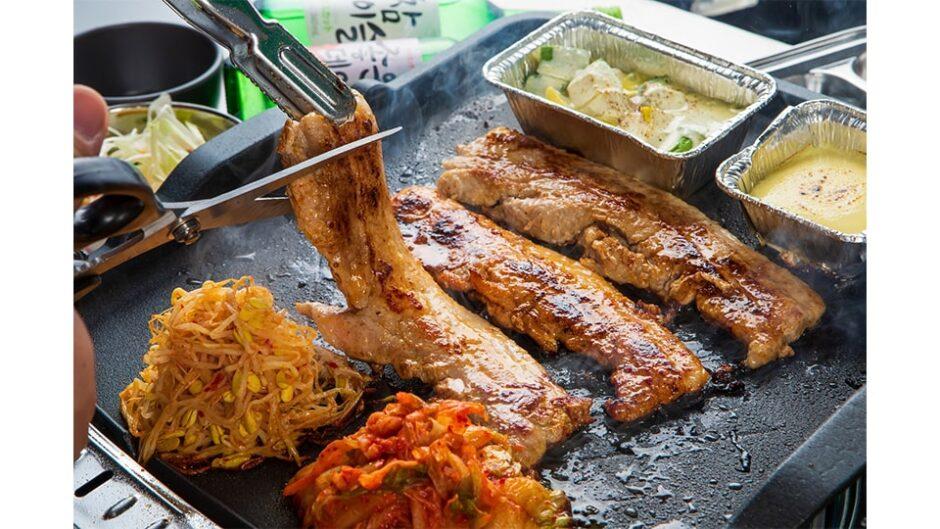 韓国料理を食べるなら、サムギョプサル専門店「ベジテジや豊田店」