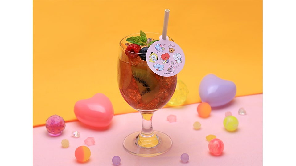 BT21カフェ 名古屋