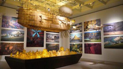 「ジブリの大博覧会」名古屋・愛知県美術館で開催!チケットやグッズ情報などをご紹介