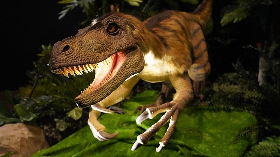 ジュラシック大恐竜展 名古屋