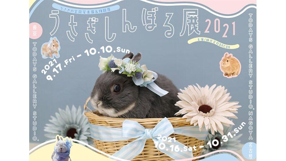 キュートなうさぎが大集合「うさぎしんぼる展 2021 in 名古屋」