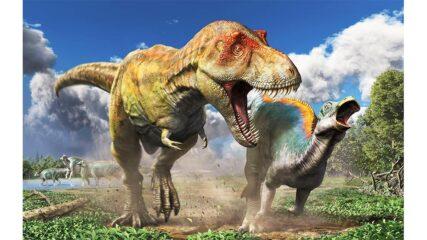 「ティラノサウルス展」名古屋市科学館で開催!リラックマとコラボも!