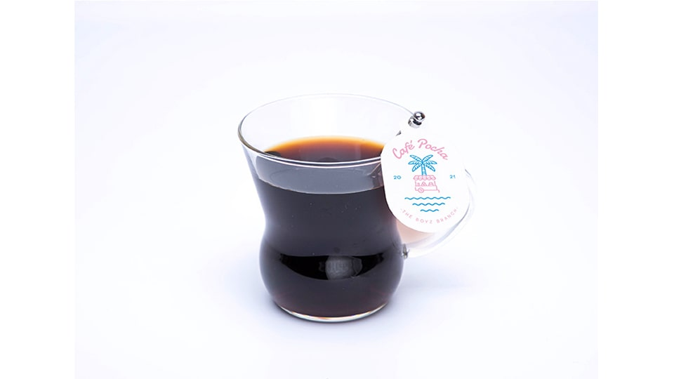 CAFE POCHA -THE BOYZ BRANCH-