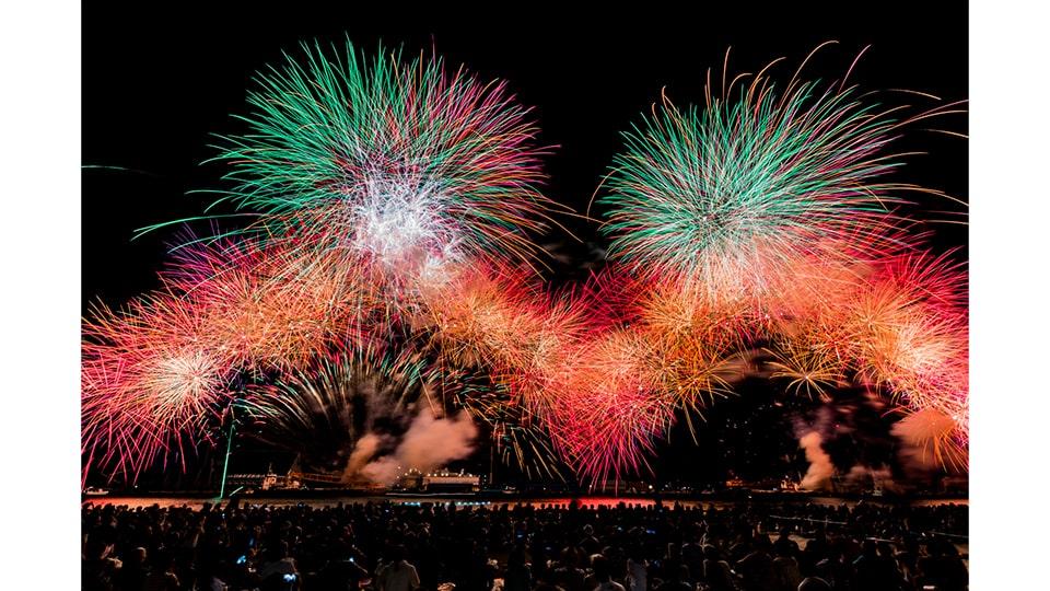 SHIZUOKA・ATAMI HANABI FESTIVAL #海と干物と音楽と