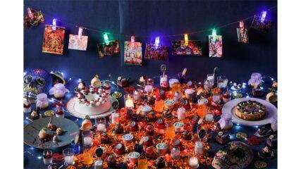「ガイコツのハロウィンパーティー」ストリングスホテル名古屋で開催